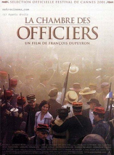 La chambre des officiers tout sur les films s ries - Dugain la chambre des officiers ...