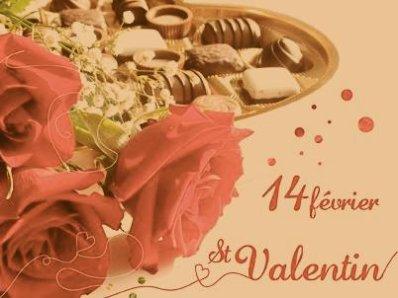 Notre Sélection de la Saint-Valentin !!