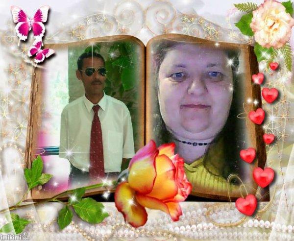 Mon meilleur ami Rachid Kéchida et Moi