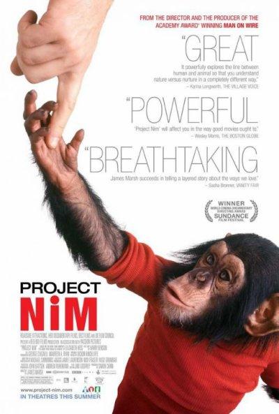 NATIONAL BOARD REVUE 2011 Le Projet Nim