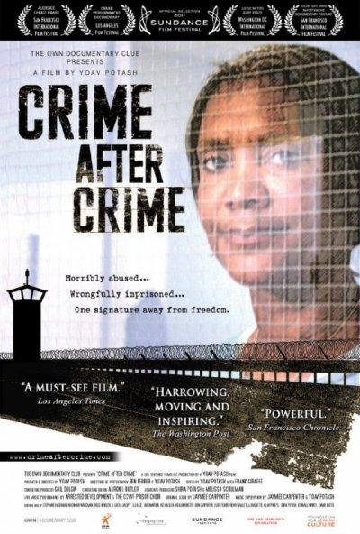 NATIONAL BOARD REVUE 2011 Crime After Crime