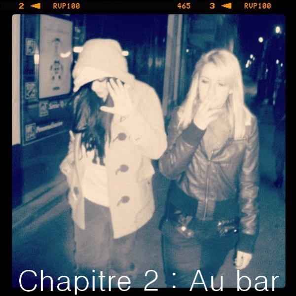 Chapitre 2 : Au bar