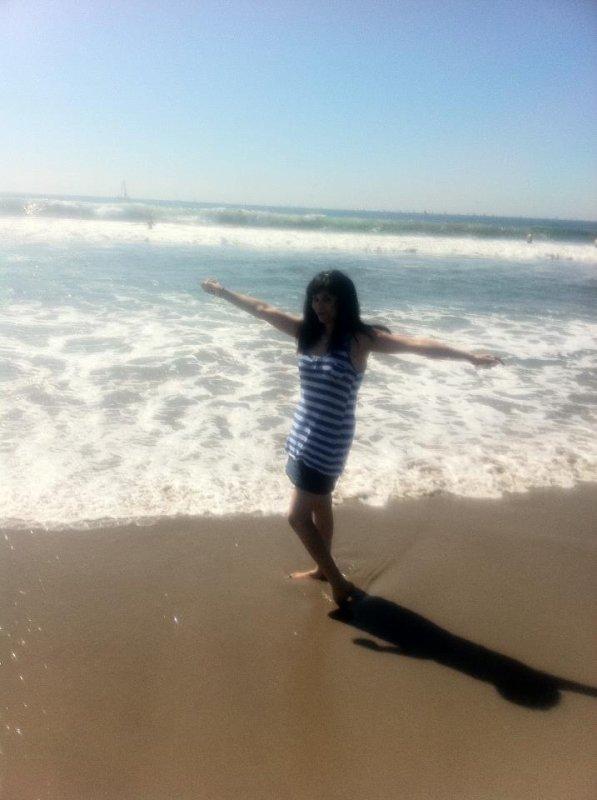 Chapitre 6 : Sur la plage