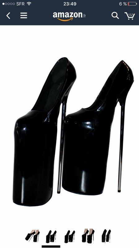 Chaussure que j'aimerai machette