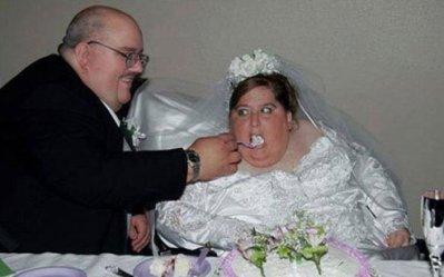 Mariage de moi et ginette : 22/06/1984