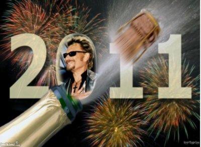 Bonne Année à tous mes amis !