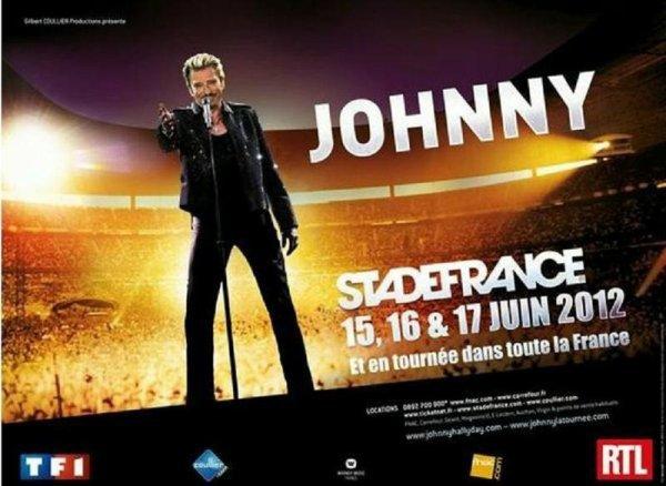 Tournée 2012 !!!!