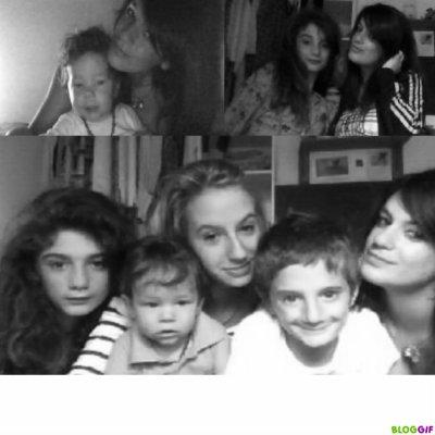 La famille :D <3