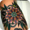 Un mandala ou une fleur ?