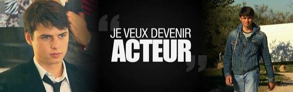 Gauthier Battoue (Quentin) sur Tf1 !  L'ex mistralien nous explique comment devenir acteur...