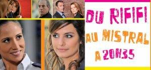 """Rediffusion """"Du rififi au Mistral""""  Rendez vous sur France 4..."""