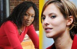 Elodie Varlet et Nadège Beausson-Diagne à Bruxelles !  Deux actrices répondent aux questions de rtbf.be...