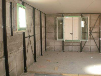 Vue interieure maison phenix for Comment isoler une maison