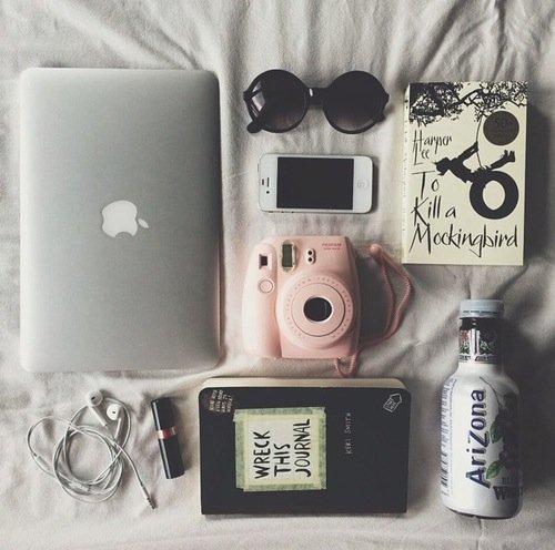 L'essentiel à emporter en vacances