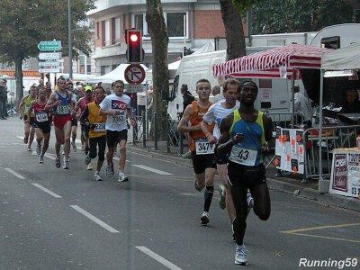 semi-marathon de lille