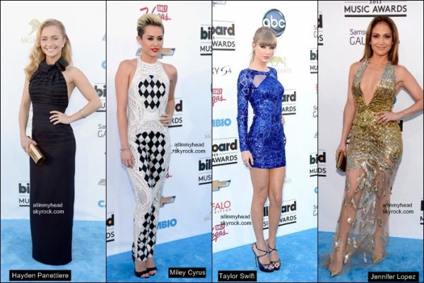 -  Billboard Music Awards 2013  -