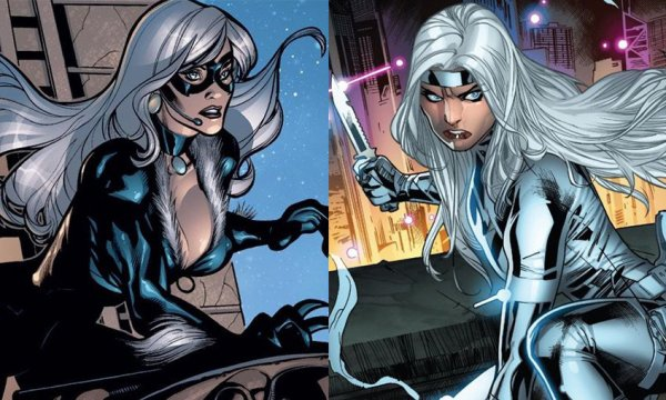 projet MARVEL/SONY 2 - BLACK CAT ET SILVER SABLE
