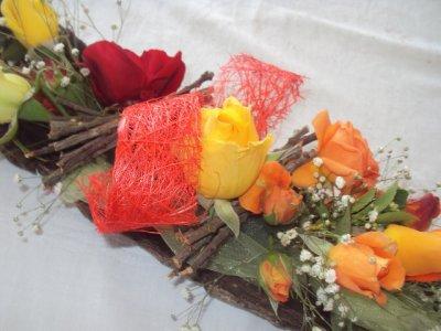 bouquet pour les 18 ans de camille