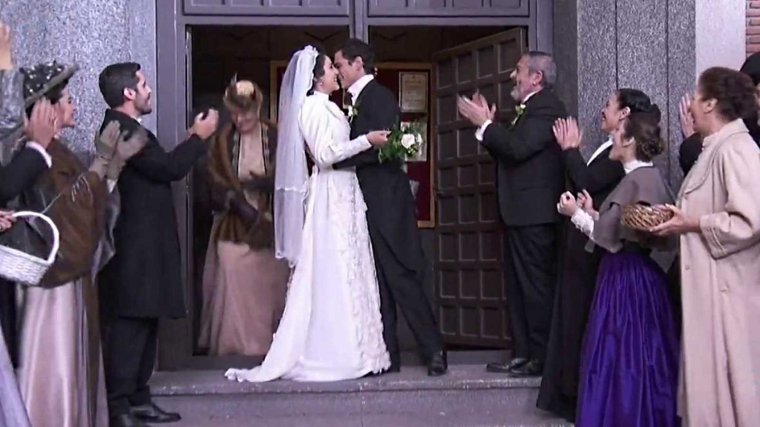 lola et antoñito la boda