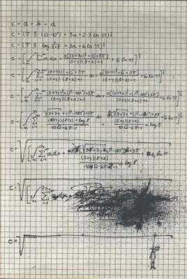 Les maths c'est pas toujours tres drole...