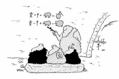 Maths préhistoriques