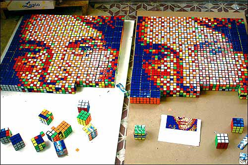 Rubikcubisme