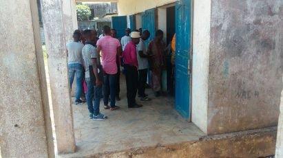 etite confusion les documents de vote de Buwuni et Herumbili dans le Hamahamet