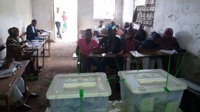 La pluie a compromis le début des opérations de vote dans le Mbude