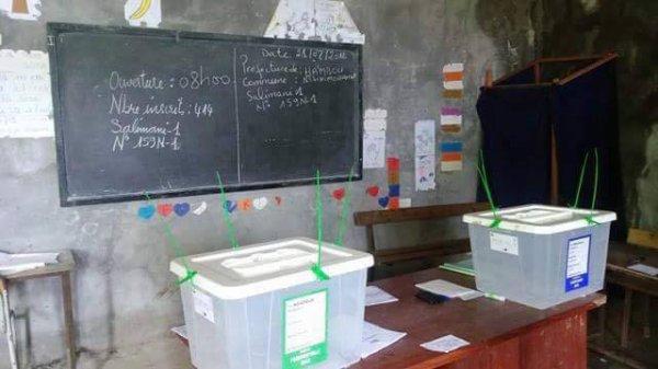 Élections 2016 : Pas de vote à Salimani Hambou