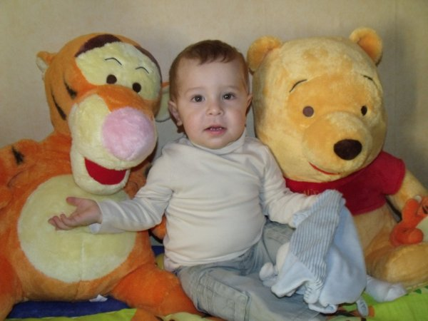 EVAN  14 mois