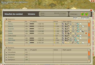 Osa 199 et guilde 101 !