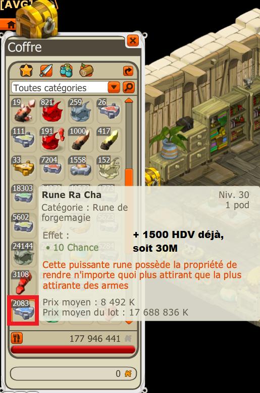 Duo Merkator, vidage banque !