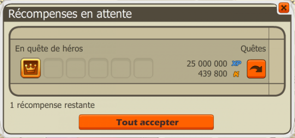 10 772 points de succès !