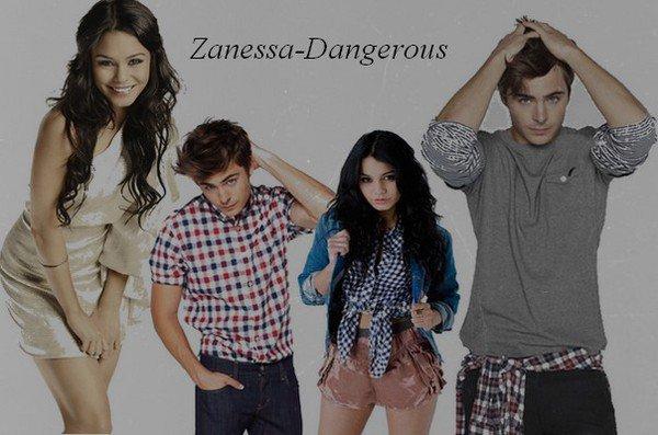 ZANESSA-DANGEROUS • ZANESSA-DANGEROUS  « Chapitre 1. »  -