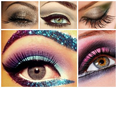 Maquillages pour yeux. #02