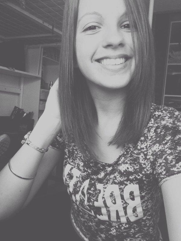 Smile babe!