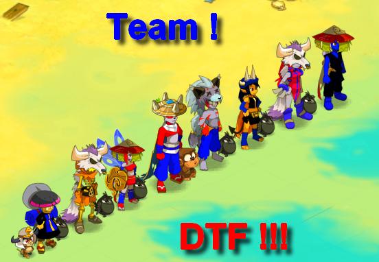 La team  DTF !