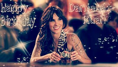 Daniela's birthday !