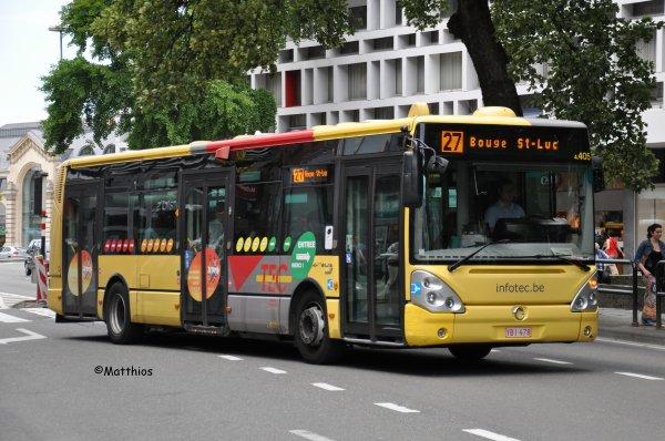 Irisbus Citelis 12 n° 4405