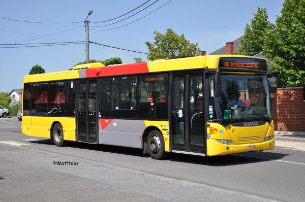 Scania Omnilink n° 561177