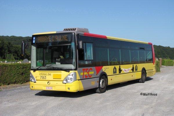 Irisbus Citelis 12 n° 7263