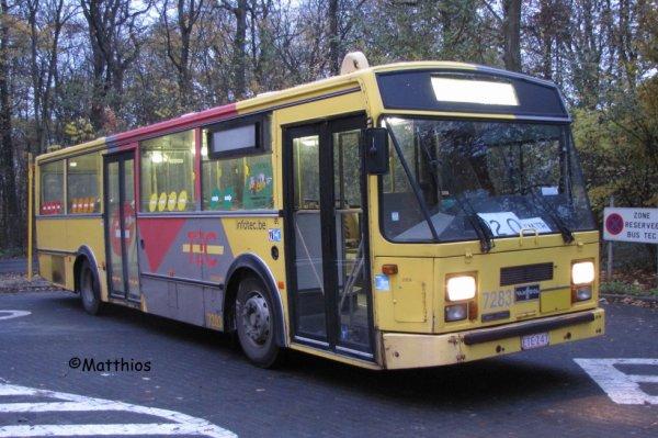 Van Hool A120IC n° 7283