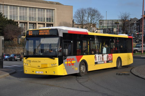VDL Citea LF 120 n° 7738