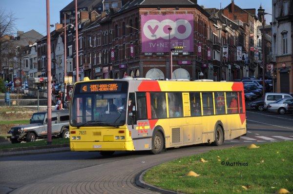 Van Hool A500/2 n° 7651