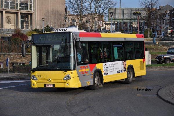 Irisbus GX127 n° 7125
