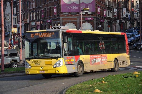Irisbus Citelis 12 n° 7564