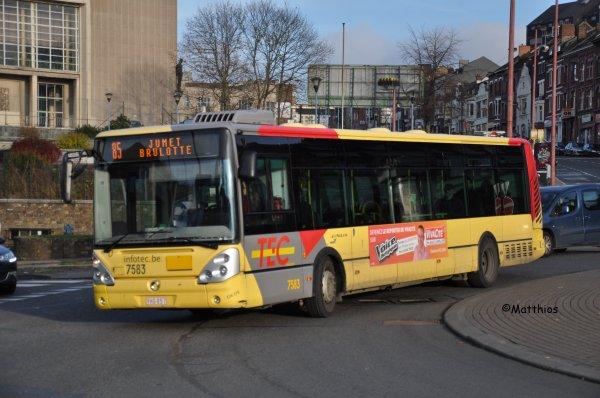 Irisbus Citelis 12 n° 7583