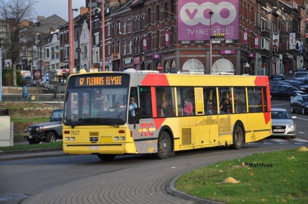 Van Hool A500/2 n° 7637