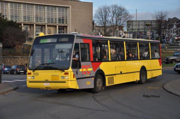Van Hool A500 n° 7059