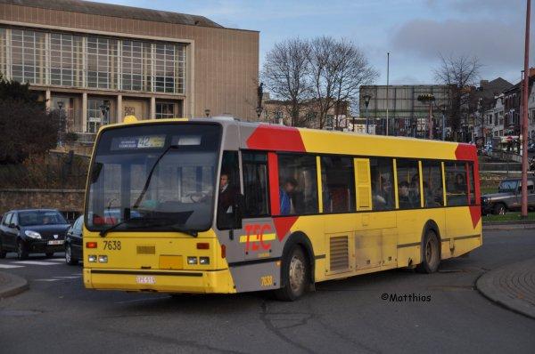 Van Hool A500/2 n° 7638